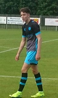 George Hirst (footballer) English footballer