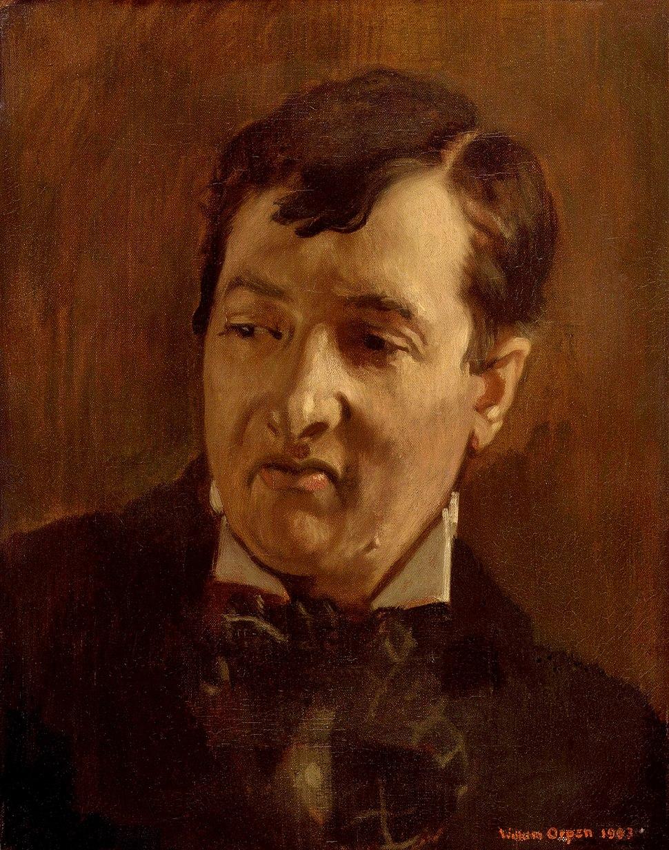George Charles Beresford by Sir William Orpen