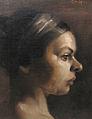George Demetrescu Mirea - Profil de femeie.jpg