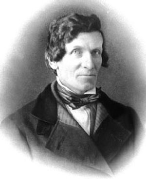 George McClellan (physician) - McClellan in 1845