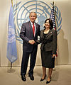 George W. Bush and Haya Rashed Al Khalifa (cropped).jpg