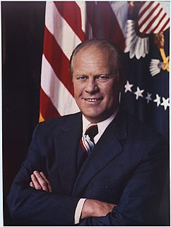 Post-presidency of Gerald Ford