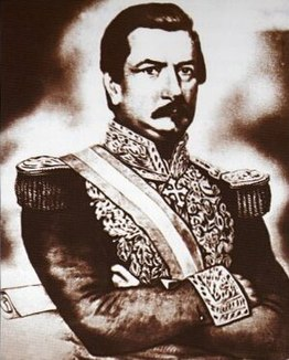 Gerardo Barrios Salvadoran politician (1813-1865)