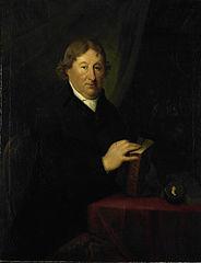 Portrait of Gerrit van der Pot, Lord of Groeneveld, Art Collector in Rotterdam