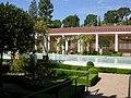 Getty villa, peristilio esterno 05.JPG