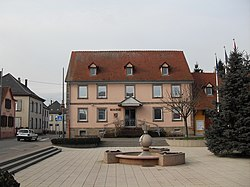 Geudertheim, Mairie.jpg