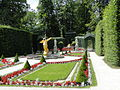 Giardini Cast. Linderhof-Terrazza ovest.JPG