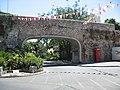 Gibraltar Referendum Gates (Southport Gates) 03.jpg