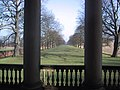 Gibside, the Avenue viewed from the Chapel - geograph.org.uk - 1456203.jpg