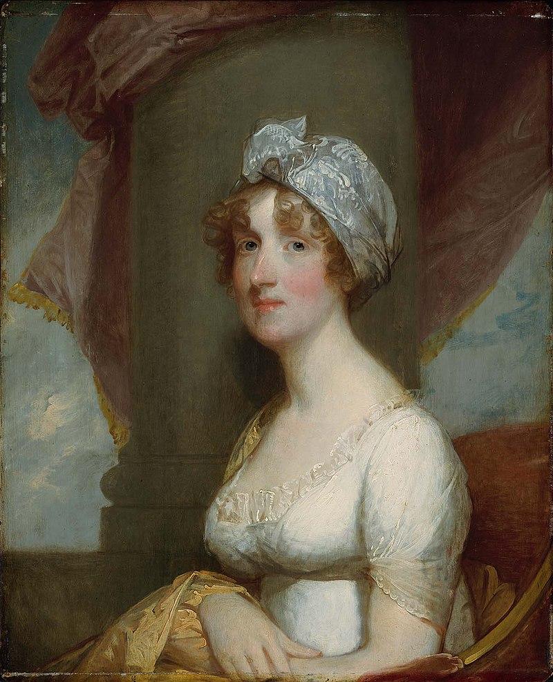 Гилберт Стюарт - миссис Томас Бартлетт (Ханна Грей Уилсон) - 51.2361 - Музей изобразительных искусств Arts.jpg