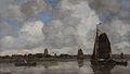 Gilbert von Canal Holländische Küstenlandschaft.jpg