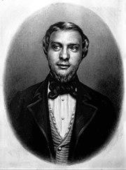 Giovanni Ansaldo nel 1853