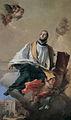 Giovanni Battista Tiepolo - The Apotheosis of St Gaetano Thiene (Santa Maria Maddalena, Rampazzo).jpg