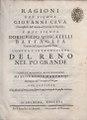 Giovanni Benedetto Ceva – Ragioni del signor Giovanni Ceva commissario dell', 1716 - BEIC 2053918.tif