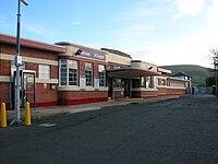 Girvan station exterior.JPG