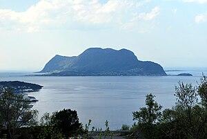 Godøy - View of Godøy