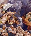 Giulio Romano - Vault - The Assembly of Gods around Jupiter's Throne (detail) - WGA09557.jpg