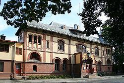 Gjoevik Railway Station.jpg