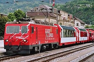 Swiss railway company