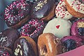 Glam Doll Donuts - A dozen vegan donuts (24578883190).jpg