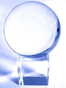 Glaskugel CrystalBall