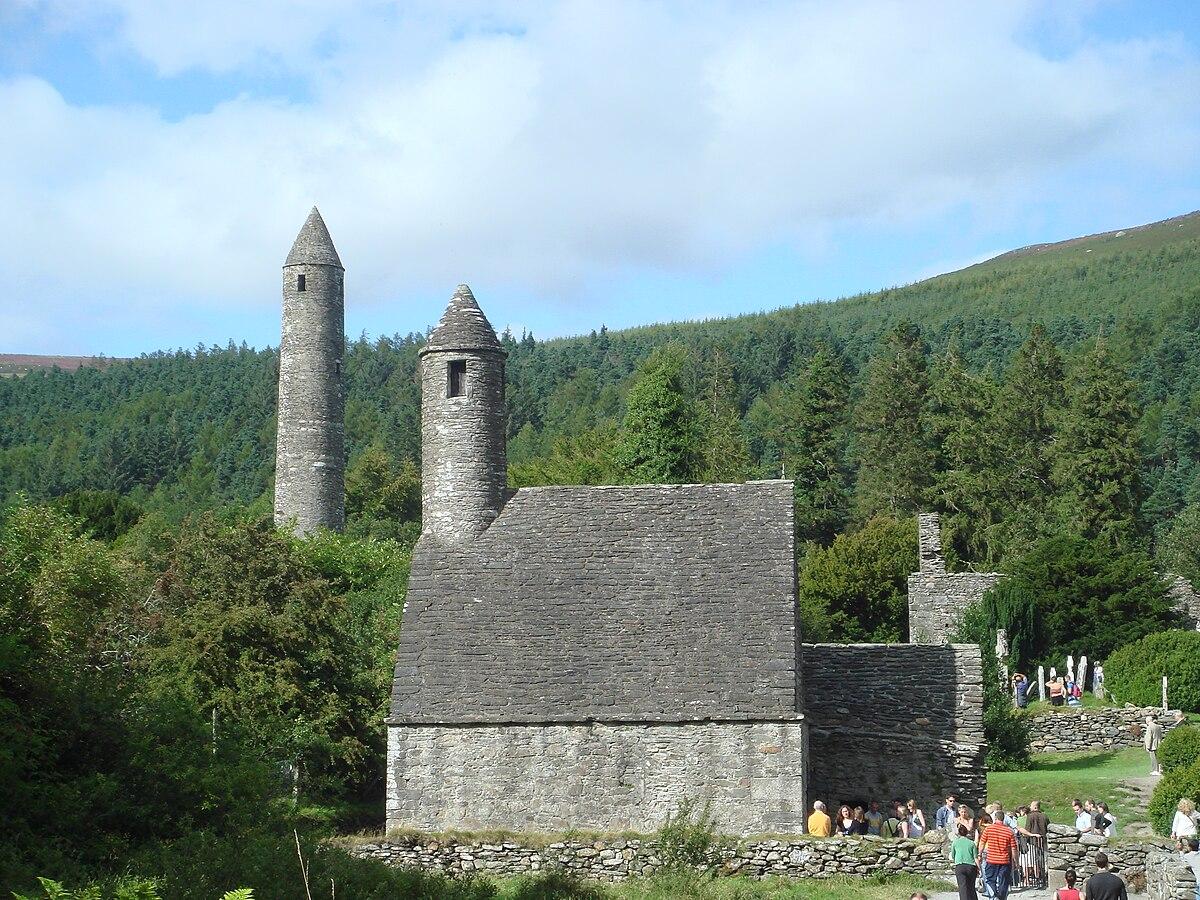 Glendalough - Wikipedi...