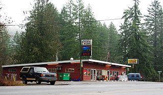 Glenwood, Washington County, Oregon Unincorporated community in Oregon, United States