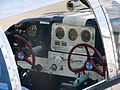 Globe Swift instrument panel.JPG