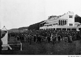 Goodwood Racecourse - In 1895