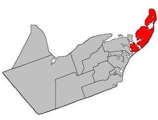 Parish in New Brunswick, Canada