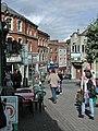 Gloucester Street, Stroud from High Street - geograph.org.uk - 1623182.jpg