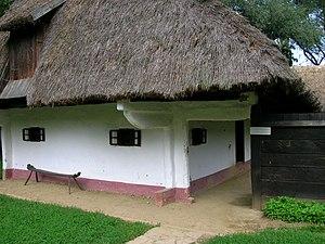 Göcsej - An old house from Göcsej
