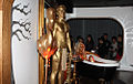 Gold Bullion Johnnie Walker Body painting (9363878083).jpg