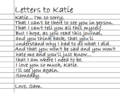 Gone Home - Letters to Katie.png