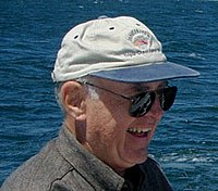 profile photograph of Gordon Moore