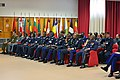"Graduation Ceremony ""14th Protection of Civilians Course"" at Center of Excellence for Stability Police Units (CoESPU) Vicenza, Italy 170221-A-JM436-157.jpg"