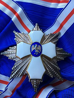 Order of the Falcon national order of Iceland