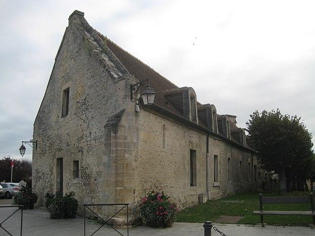 Monument historique à Ouistreham