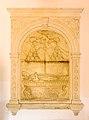 Grave Pedro Ramiro de Alva Archbishop Granada Monastery San Hieronimo, Granada, Andalusia, Spain.jpg