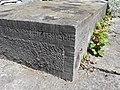 Grave of Leopold Biega at Central Cemetery in Sanok (Fr. Majerski & Fragaria).jpg