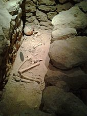 Grave reconstruction from National Museum of Bahrain.jpg