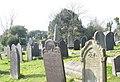 Gravestones at St Tysilio's Cemetery - geograph.org.uk - 381640.jpg