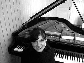 Graziella Concas Italian pianist and composer
