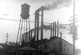 Great Southern Lumber Company in Bogalusa Louisiana in the 1930s.jpg