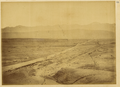 Great Wall as It Appears near the Fort at Jiayuguan, Gansu Province, China, 1875 WDL2068.png