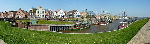Greetsiel-Panorama
