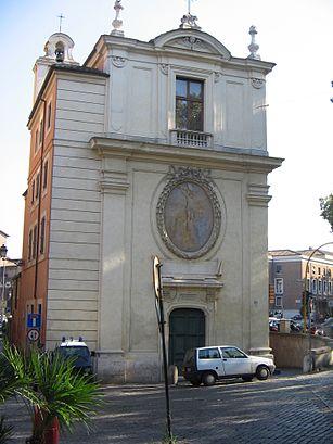 Come arrivare a Chiesa Di San Gregorio Della Divina Pietà con i mezzi pubblici - Informazioni sul luogo