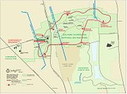Guilford Courthouse Park - new map