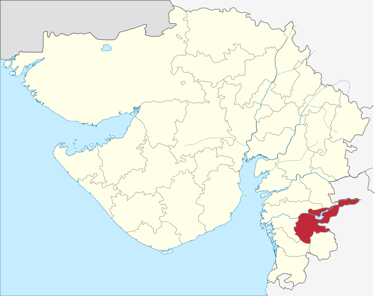 tapi district wikipedia - Tapi