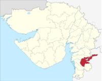 Gujarat Tapi district.png